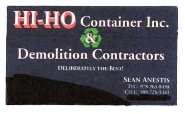 hi ho containers