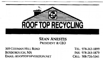 roof top recycling